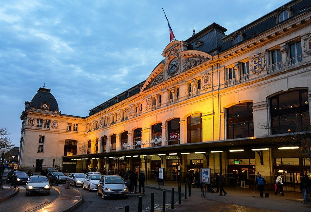Gare-de-Toulouse